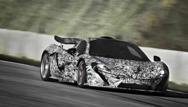 McLaren ще представи P1
