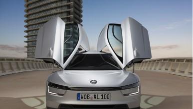 VW показва автомобилното бъдеще
