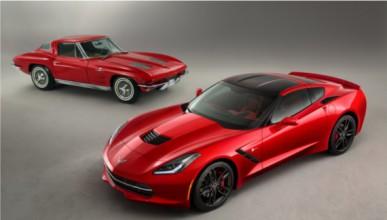 Усещане за Corvette