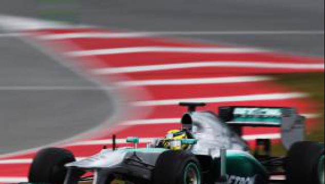 Формула 1 приключи с тестовете