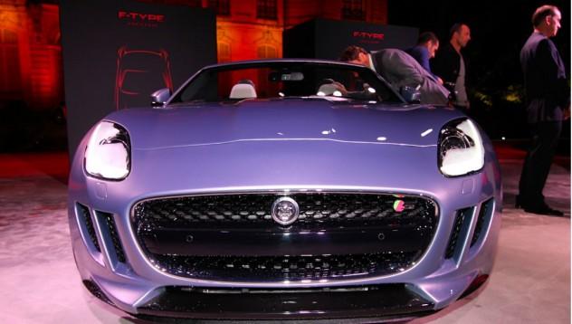 Jaguar става филмова звезда