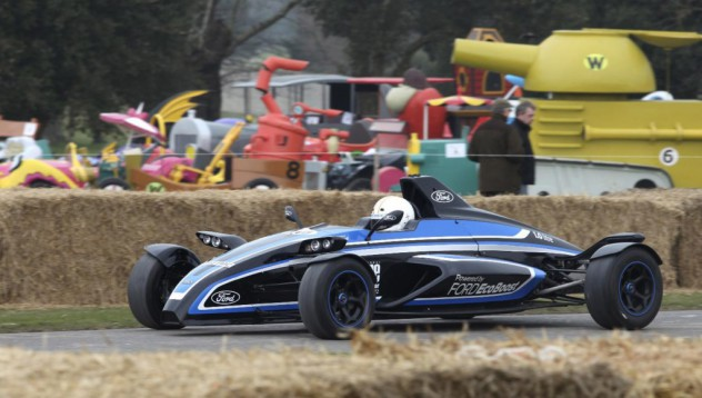 Ford пуска нов състезател