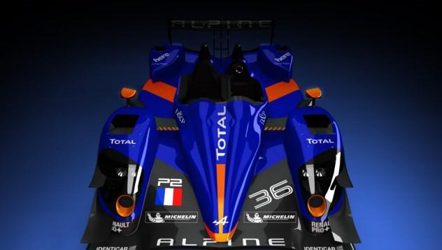 Renault-Alpine ще участва