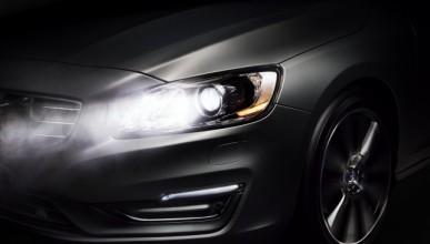 Volvo спира заслепяването на пътя