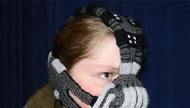 Зимната маска на Бейн