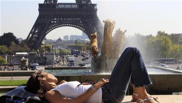 Феминистки от Париж