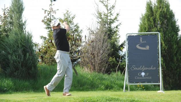 Турнирът Straldjanska Golf Challenge отново събра най-добрите голф играчи