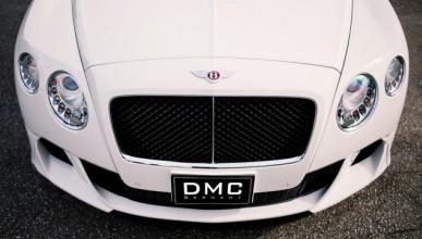 DMC освежава Bentley