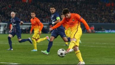 ПСЖ и Барселона с равен резултат
