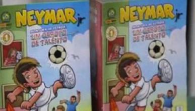 Неймар стана герой в комикс