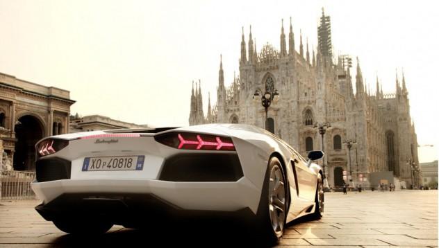 Lamborghini празнува рожден ден