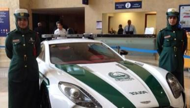 Дубайската полиция