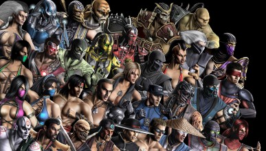 Mortal Kombat и Ван Дам
