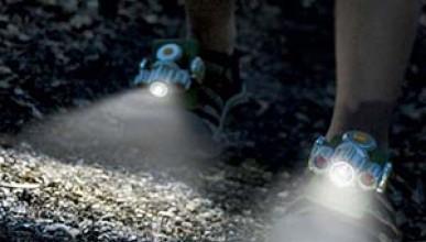 Светлини за обувките