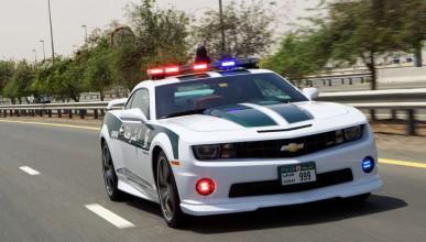 Дубайската полиция с още едно возило