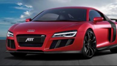 ABT наду фейслифта на Audi R8