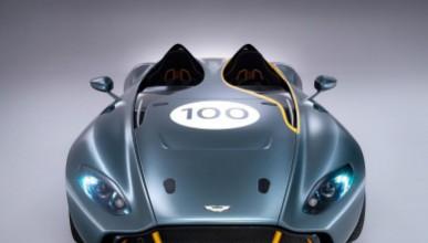 Aston Martin празнува 100 години с уникален прототип