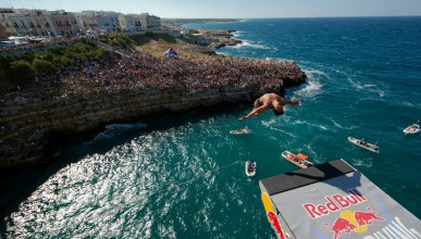 Българин в Red Bull Cliff Diving 2013 World Series