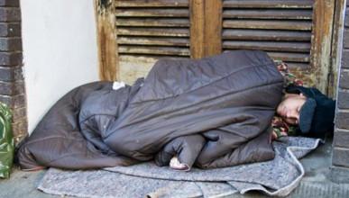 Да помогнеш на бездомник