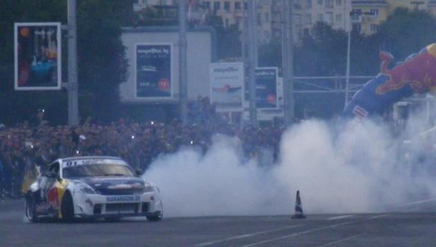 Българин ще участва в Red Bull Car Park