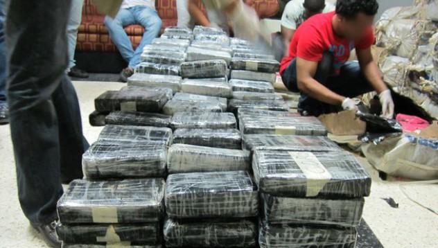 Кокаин за 550 милиона долара