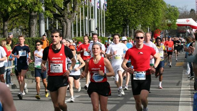 Миньорът, който обича маратони