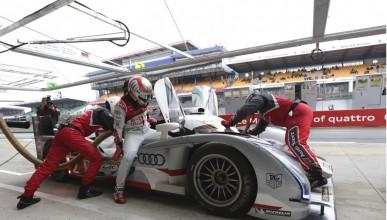 Audi най-бързи на Льо Ман