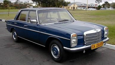 Mercedes-Benz с рекорд