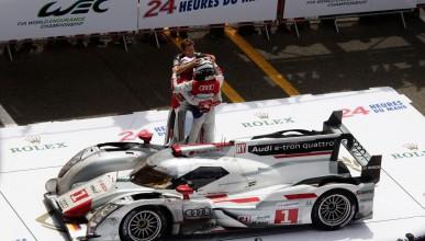 Невероятна победа за Audi