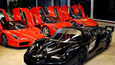 Шумахер продава Ferrari-та