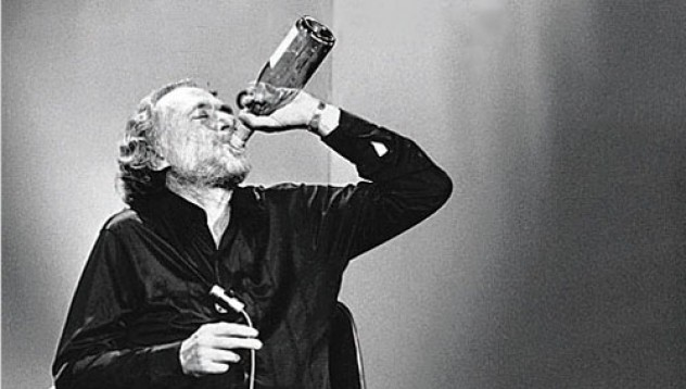 Алкохолът на любимите писатели