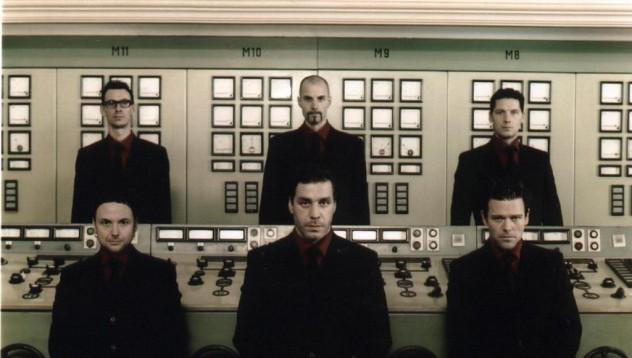 Петъчен Rammstein туитър