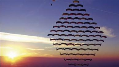 Скок без парашут