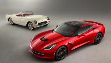 Честит рожден ден на Chevrolete Corvette