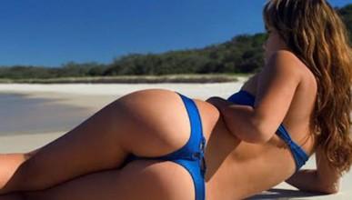Бразилките на плажа