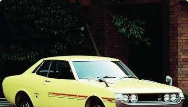 Toyota Celica от 60-те