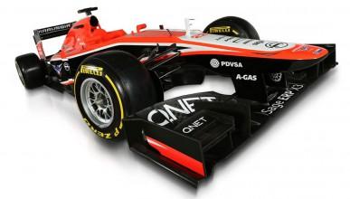 Marussia ще използва двигатели от Ferrari