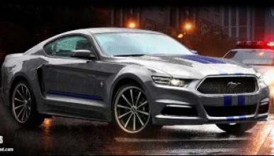 Как ще изглежда новият Mustang