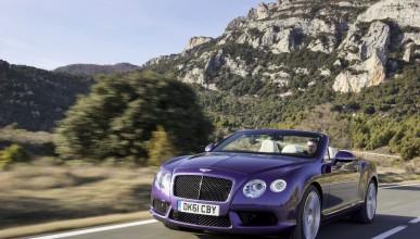 Крадец потроши Bentley за 80 000 паунда