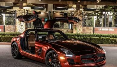 Mercedes-Benz за Железния човек