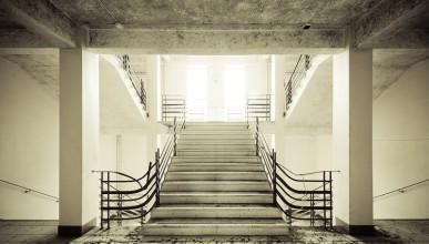 Секс на стълбите
