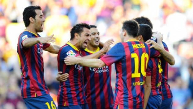 Барселона стартира сезона