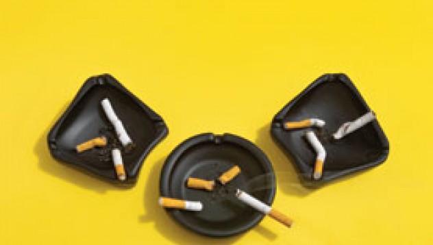 Тютюнът може да бъде радиоактивен