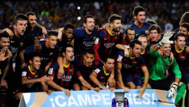 Барселона прибра купата