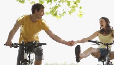 Специалното сексуално колело за жената
