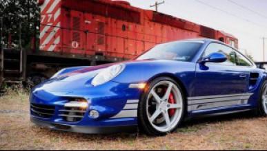 Porsche 997TT