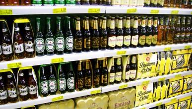Най-големите марки бири в света