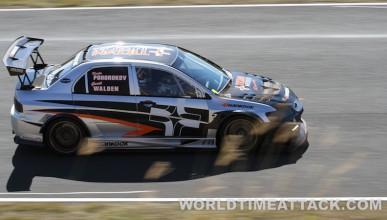 Японски отбор превръща Mitsubishi в сериозен състезател