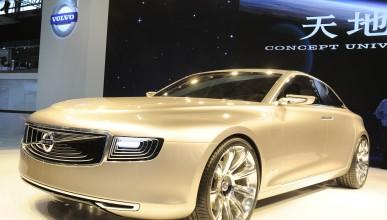 Volvo строи заводи в Китай