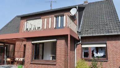 Германец остана без къща